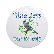 Blue Jays Ornament (Round)