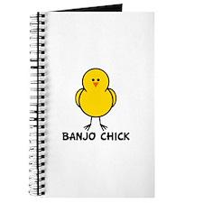 Banjo Chick Journal