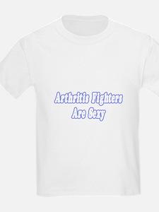"""""""Sexy Arthritis Fighter"""" T-Shirt"""