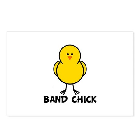 Band Chick Postcards (Package of 8)