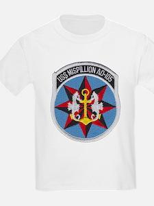 USS MISPILLION T-Shirt
