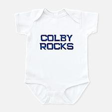 colby rocks Infant Bodysuit