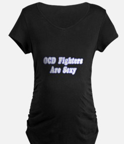 """""""OCD Fighters Are Sexy"""" T-Shirt"""