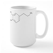Mugwith Dopamine Molecule
