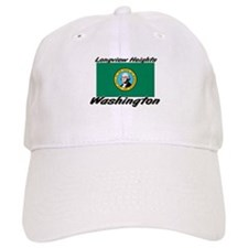 Longview Heights Washington Baseball Cap