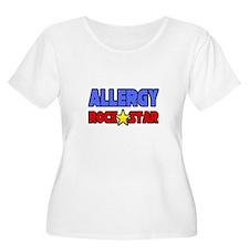 """""""Allergy Rock Star"""" T-Shirt"""