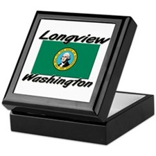 Longview Washington Keepsake Box