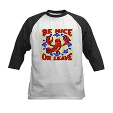 Be Nice or Leave: Crawfish Tee
