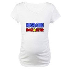 """Migraine Rock Star"" Shirt"