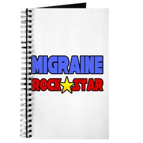 """""""Migraine Rock Star"""" Journal"""