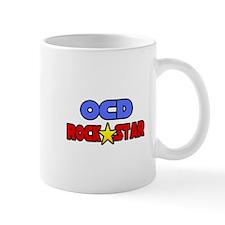 """""""OCD Rock Star"""" Mug"""