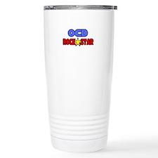 """""""OCD Rock Star"""" Travel Mug"""