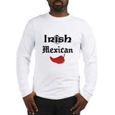 Irish Mexican Long Sleeve T-Shirt