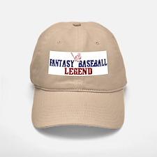 Fantasy Baseball Legend (2009) Baseball Baseball Cap