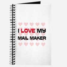 I Love My Mail Maker Journal