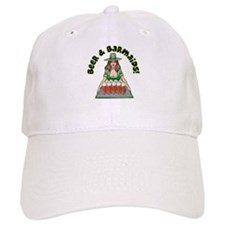BEER & BARMAIDS! Baseball Cap