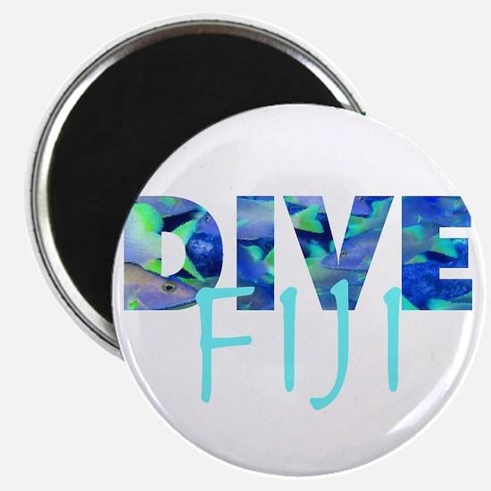 Dive Fiji Magnet