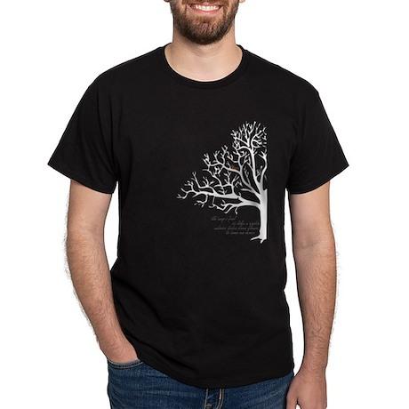 Lonely Robin Dark T-Shirt