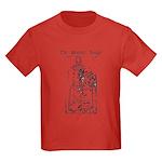 Westford Knight Kids Dark T-Shirt
