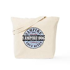 Purebred Vampire Dog Tote Bag