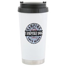 Purebred Vampire Dog Travel Mug