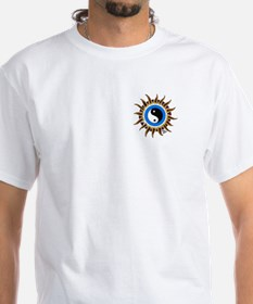 """Four Real""Designs yingyang Shirt"