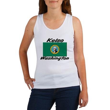 Kelso Washington Women's Tank Top