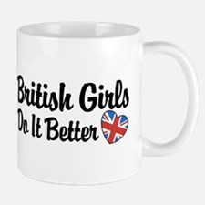British Girls Do It Better Mug