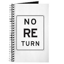 """No Re Turn"" Journal"