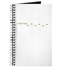 Just Lizard People Journal