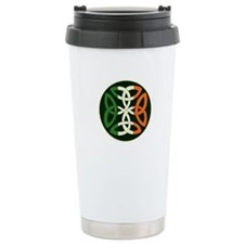 Irish Knot Travel Coffee Mug