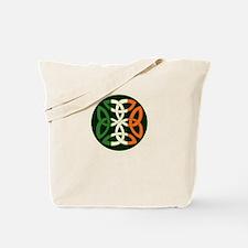 Irish Knot Tote Bag