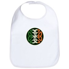 Irish Knot Bib