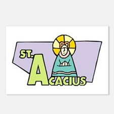 St. Acacius Postcards (Package of 8)
