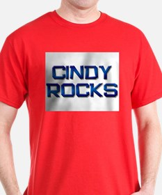 cindy rocks T-Shirt