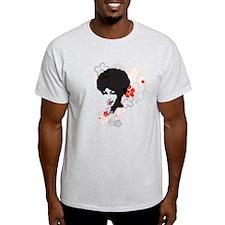 Contrasty Afrolicious T-Shirt