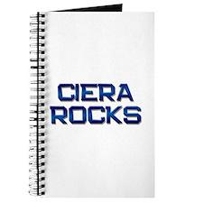 ciera rocks Journal