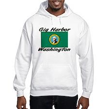 Gig Harbor Washington Hoodie