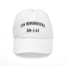 USS MISSISSINEWA Baseball Cap
