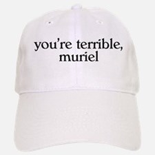 Muriel Baseball Baseball Cap