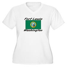 Fort Lewis Washington T-Shirt