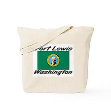 Fort Lewis Washington Tote Bag