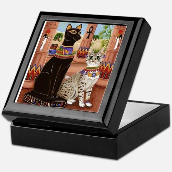 Cool Anubis Keepsake Box
