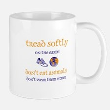 """tread softly II"" Mug"
