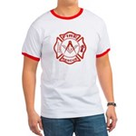 Masonic Fire & Rescue Ringer T