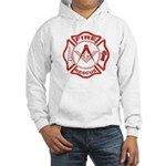 Masonic Fire & Rescue Hooded Sweatshirt