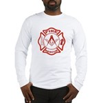 Masonic Fire & Rescue Long Sleeve T-Shirt
