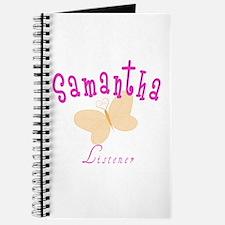 Samantha Journal