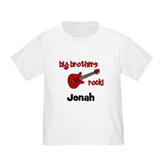 Big Brothers Rock! JONAH T