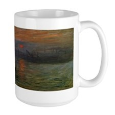 Impression, Sunrise by Claude Monet Mug